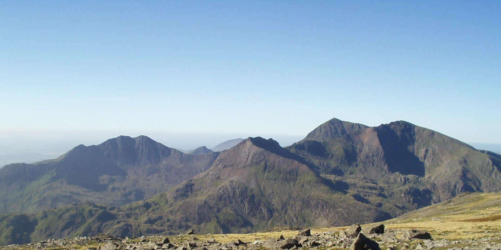 Picture of Mount Snowdon