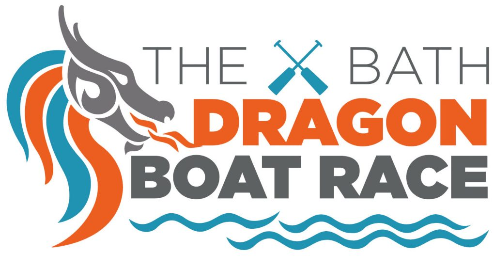 The Bath Dragon Boat Race logo